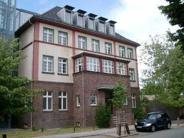 Unser Bürostandort: Karl-Liebknecht-Straße 23 in Gräfenhainichen