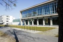 Gemeinsame Bibliothek FH-Anhalt und Bauhaus